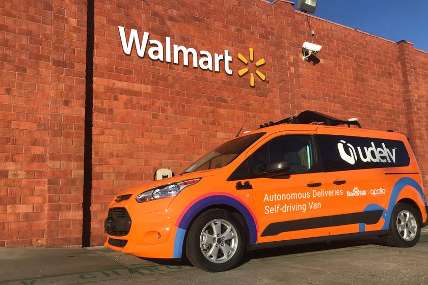 Udelv Unveils Newest Autonomous Delivery Van at CES