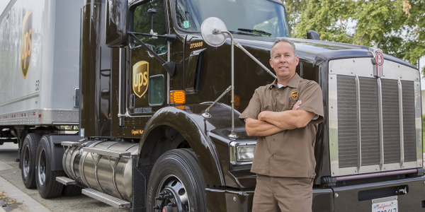 Net income for UPS increased 7.3% from a year earlier to nearly $1.49 billion as revenue...