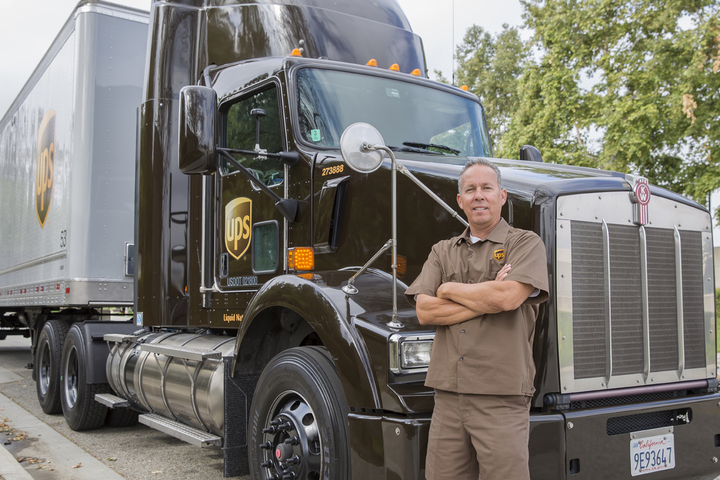 Net income for UPS increased 7.3% from a year earlier to nearly $1.49 billion as revenue increased 9.6% to almost $17.5 billion.