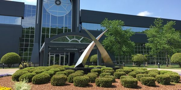 U.S. Xpress headquarters in Chattanooga, Tennessee. The truckload carrier is once again going...