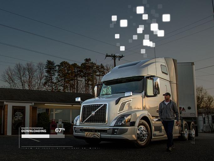 Volvo Partners with Global Analytics Provider - Maintenance