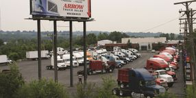 Used Truck Prices Slip as Used Truck Supply Grows