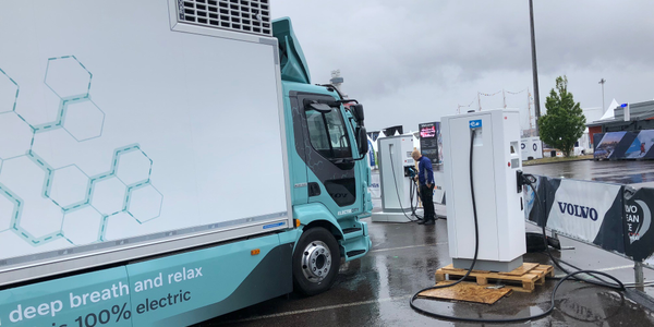 A new study will explore how best to provide EV charging on I-5 and its connecting routes for...