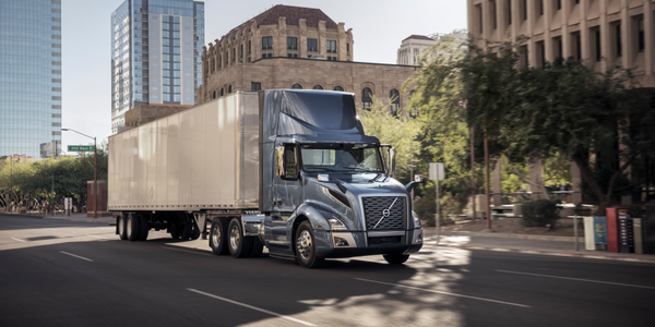The Volvo VNL 300 day cab is now available with the newest version of the Cummins Westport...
