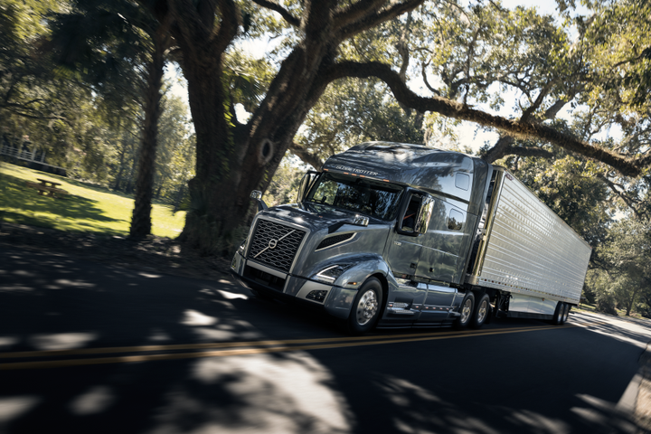 Volvo says its new Xceed fuel efficiency package is the most efficient package Volvo has ever offered for the VNL series.