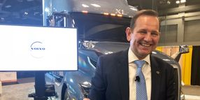 Volvo Trucks' Voorhoeve: Trucking in Throes of 'Exciting Times'