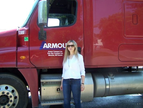 According to Omnitracs, women truck drivers are less agressive in traffic, safer, and less likely to leave a job once established. 