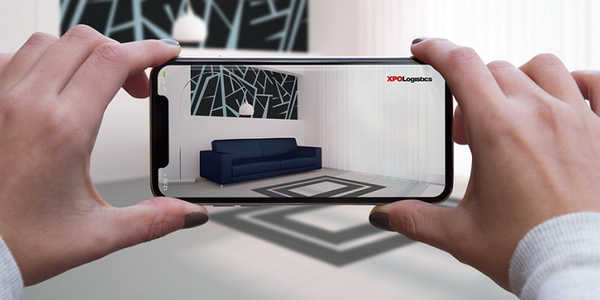 XPO Logistics plans to add augmented reality to the Ship XPO platform to help customers...