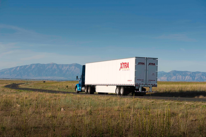 Xtra Lease announced that it would be upgrading its dry van and refrigerated trailers with SA-Holland air disc brakes.  - Photo: Xtra Lease