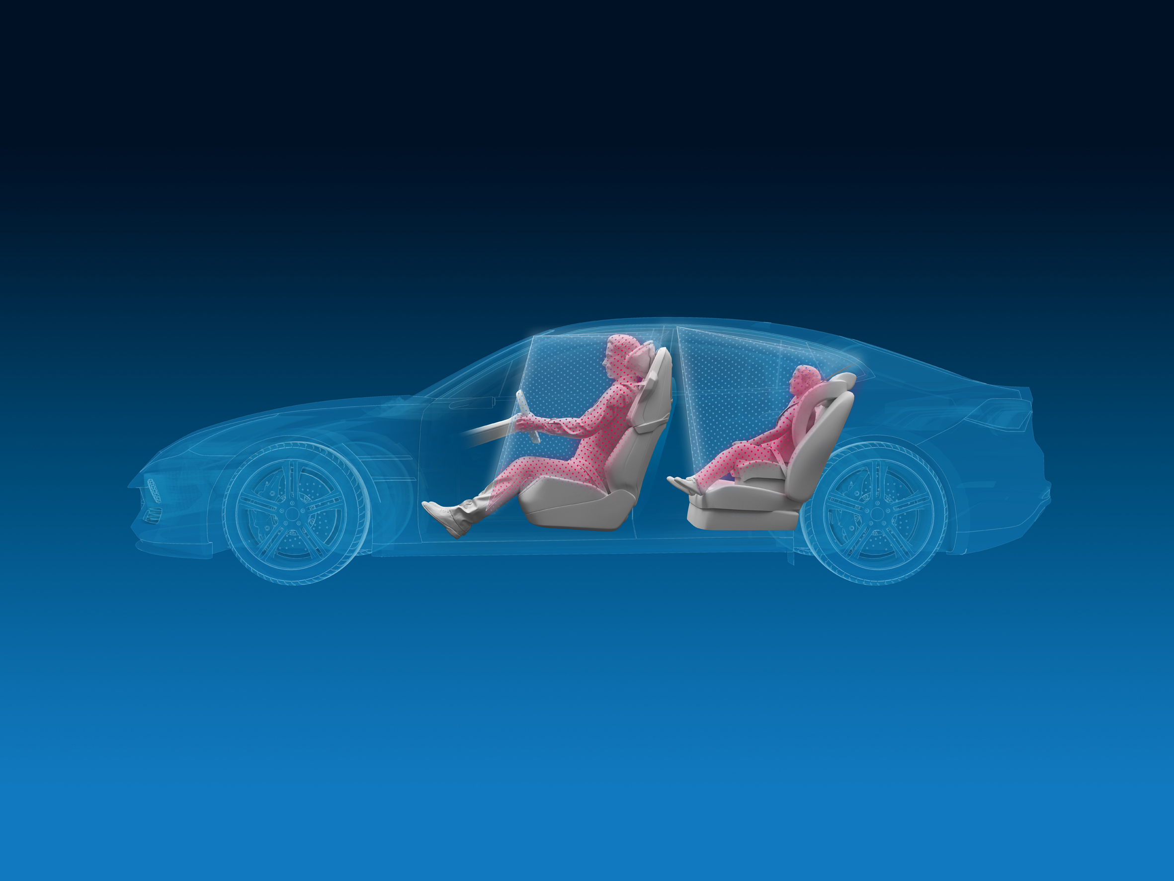 ZF Details Research on Passenger Monitoring System