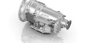 ZF Teases Automatic Transmission, Lanekeeping System