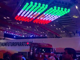 Mexico's Mega Truck Show [Photos]