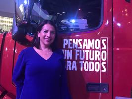 Luz Elena Jurado,managing director of Volvo Trucks Mexico, told HDT thatthe use of GHG17-spec...