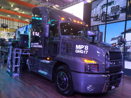 Like Volvo Trucks North America, sister OEM Mack Trucks announced at the show that this year it...
