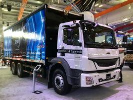 The Freightliner 360 cabover line was intriduced two yearsago as Mexico-specific vehicles. This...