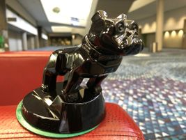 For the first-time ever, Mack has introduced all-black Bulldog hood ornaments. Will they be...