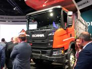 International Trucks revealed it is in talks with Scania about bringing their Class 8 straight...