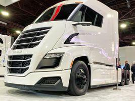 Earlier this year, Nikola Motor put the spotlight on hydrogen fuel cells at its Nikola World...