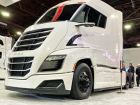 E-Mobility Rules the Day at NACV Show [Photos]