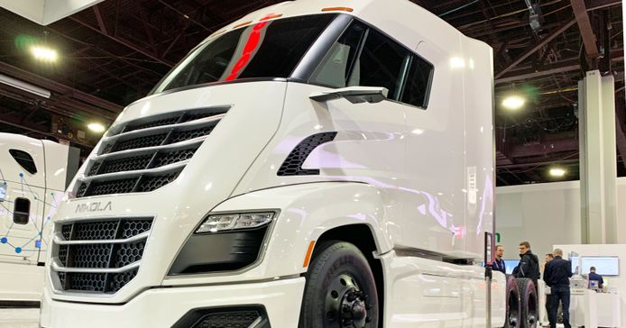 Earlier this year, Nikola Motor put the spotlight on hydrogen fuel cells at its Nikola World...
