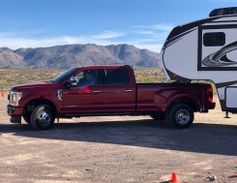 A major upgrade to the Ford Super Duty Trailer Reverse Guidance System is its new ability to...