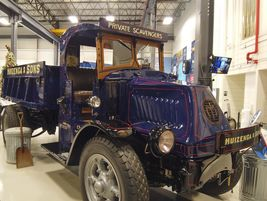 1929 Mack AKEngine: 77-hp Mack Model AC gasolineTrans: Mack AC 4-speedAxle: Mack AC chain...