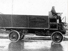 Mack Manhattan model, circa 1908