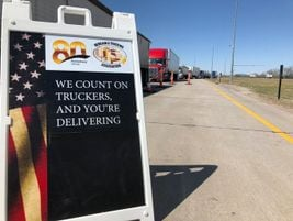 The Nebraska Highway Patrol is one of numerous organizations that have offered free meals to...