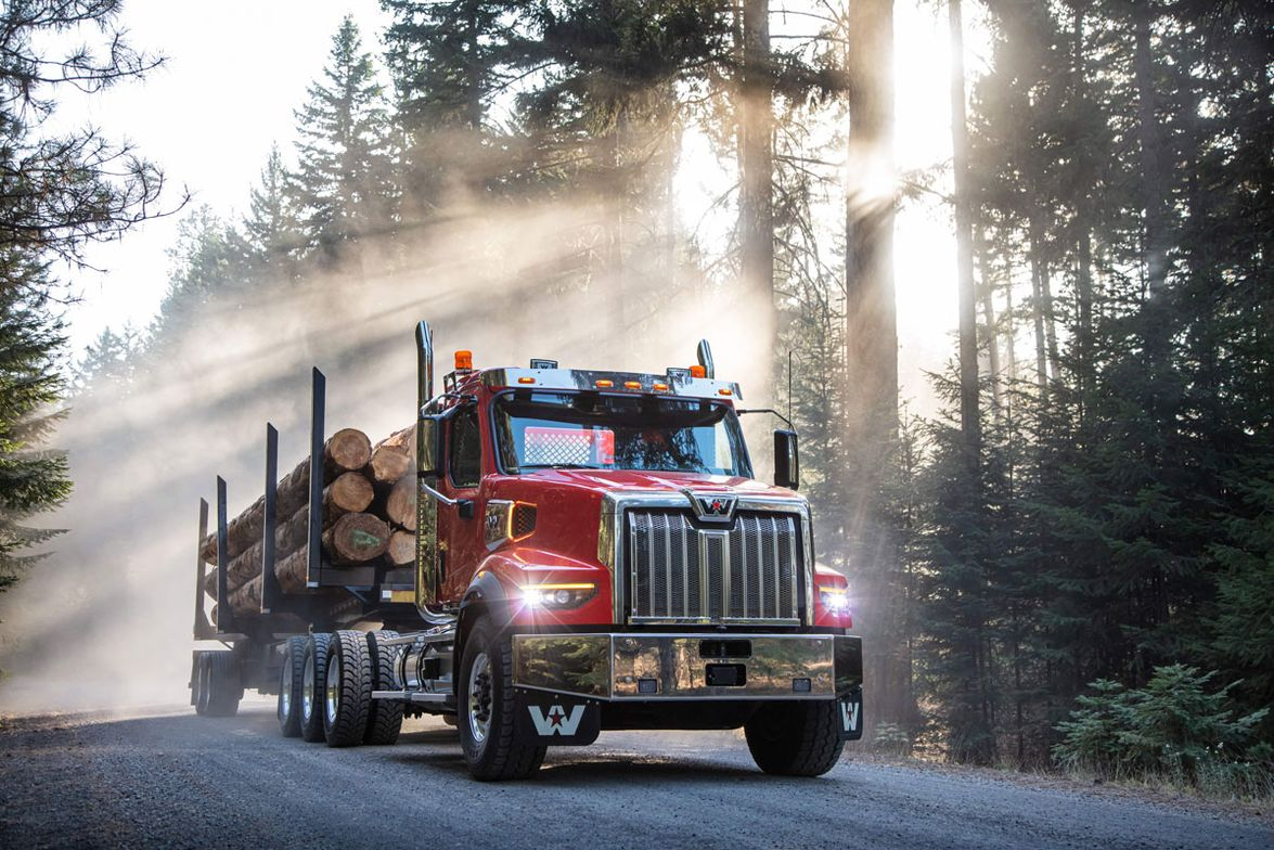 The new Western Star 49X truck is designed for a range of Class 8 vocational applications.