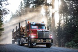 Western Star 49X in Photos