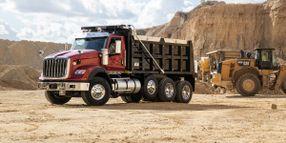 Navistar's New International HX Severe-Service Truck in Photos