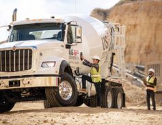 Navistar said it focused on drivers in designing the new, larger cab.