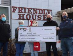 Advantage Truck Group, based in Shrewsbury, Massachusetts, hosted their annual Haulin' 4 Hunger...