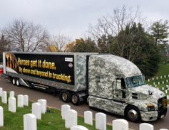 American Trucking Associations and itsWorkforce Heroes Programparticipated in Wreaths Across...