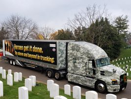 American Trucking Associations and its Workforce Heroes Program participated in Wreaths Across...