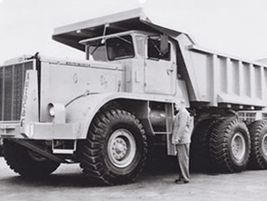 The all-steel Autocar Driver Cab was launched in 1950.