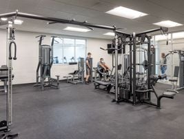 Prime drivers can work out with a personal trainer for free. As part of the company's wellness...