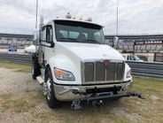The Peterbilt design team spent a lot of time keeping ambient noise levels low inside the new...