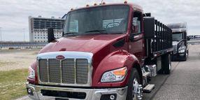Peterbilt's New Medium-Duty Trucks [Photos]