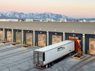 Prime Inc. opened a newbuilding at its Salt Lake City terminal.