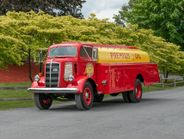 The show featured a diverse display of trucks —large, small, antique, working and unrestored....