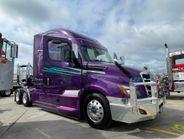 Dawson Taylor of Cameron, North Carolina won the company truck bobtail and interior OEM sleeper...