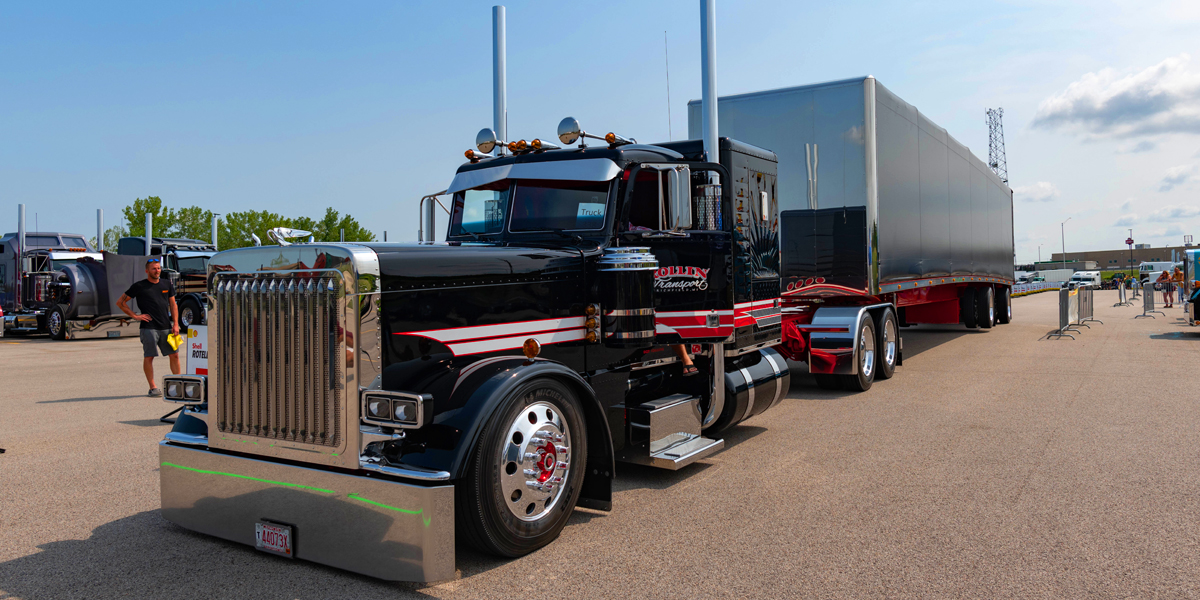Shell Rotella SuperRigs Best of Show Trucks 2021 [Photos]