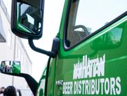On Aug. 12, Manhattan Beer Distributors welcomed delivery of the first of its order of five...