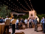 An evening networking event during Heavy Duty Trucking Exchange.
