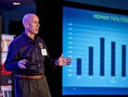 Michael Graham, member of the National Transportation Safety Board, talks about reducing...