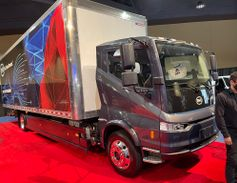 BYD's new 6F is suited for regional haul and distribution work or refuse collection.