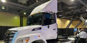 Clean Trucks take the Floor at ACT Expo [Photos]