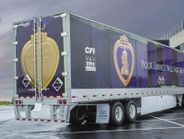 This CFI trailer honors veterans.
