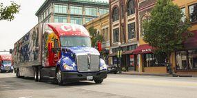 A Truck Fleet Graphics Gallery